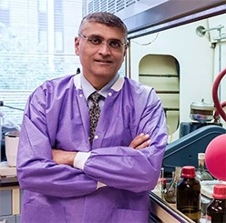 Dr. Umesh Desai, VCU, is Awarded a 5 year Grant