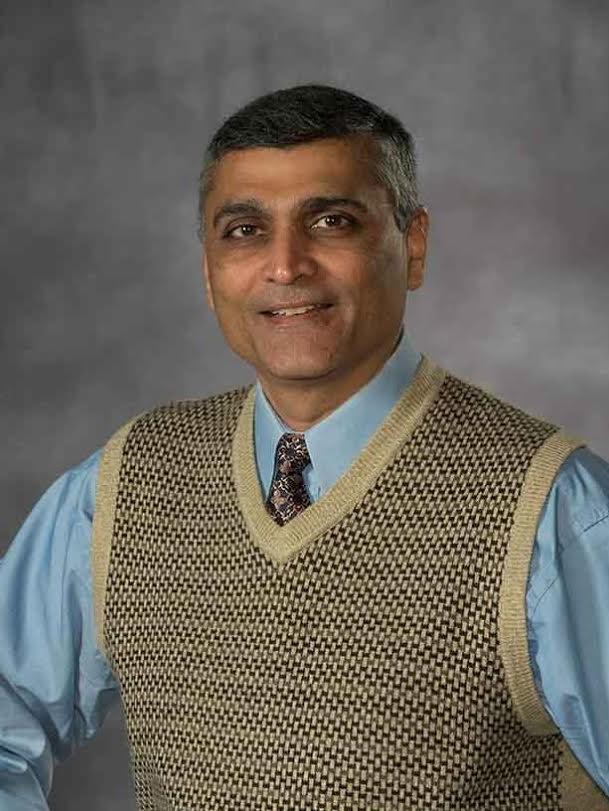 Umesh Desai, Ph.D.