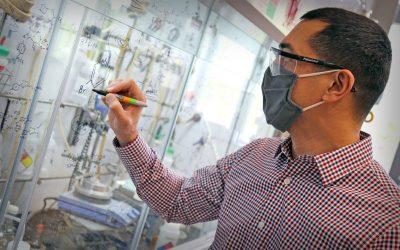 "Webster Santos, Virginia Tech drug researcher receives $2.2 million NIH grant to further develop ""fat burning"" molecule"